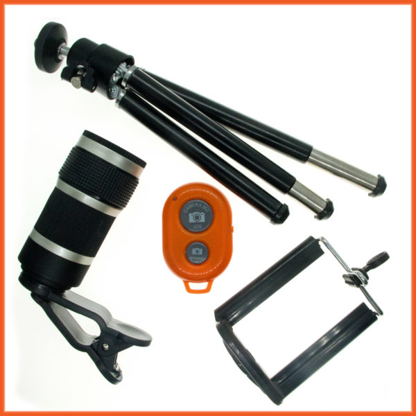 TRK Premium 8x telephoto lens kit